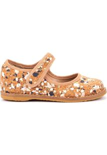 Sapato Boneca Pantofola Em Cortiça