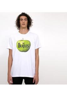 Camiseta Comfort Com Estampa The Beatles