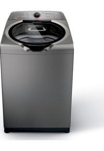 Máquina De Lavar 15Kg Titânio Com Ciclo Edredom Especial E Enxágue Anti-Alérgico Brastemp 220V Bwn15At