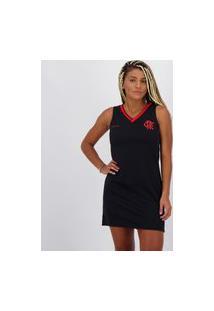 Vestido Flamengo Spicy Preto