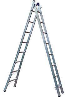 Escada Extensível 2X8 16 Degraus 5163 Mor