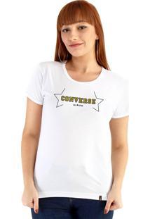 Blusa Ouroboros Converse All Star Branco
