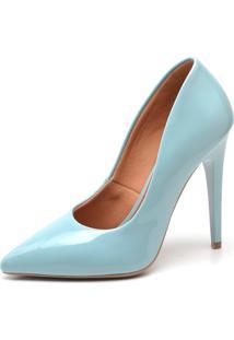 Scarpin Casual Gisela Costa Azul - Tricae