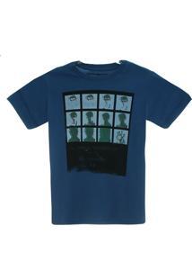 Camiseta Surreal Indigo - Masculino