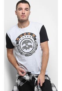 Camiseta Rukes Brasão Masculina - Masculino
