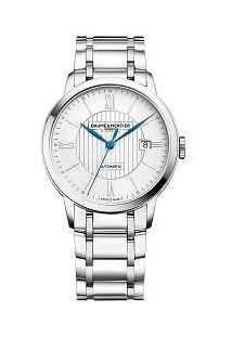 Relógio Baume & Mercier Masculino Aço - M0A10215