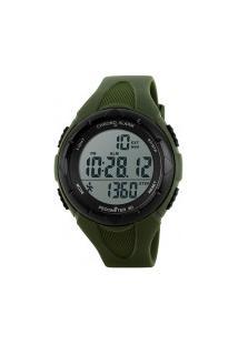 Relógio Skmei Feminino -1108- Verde