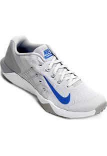 Tênis Nike Retaliation Tr 2 Masculino - Masculino-Prata+Azul