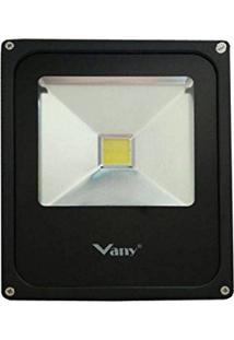 Refletor Super Led 30W 6000K Slim Vany