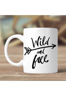 Caneca Wild And Free