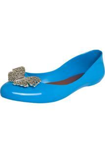 Sapatilha Fiveblu Borboleta Azul