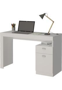 Mesa Para Computador Permóbili Móveis Melissa 1 Porta Branco