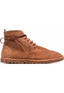 Marsèll Ankle Boot Sancrispa - Marrom