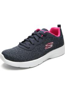 Tênis Skechers Performance Dynamight 2.0-Quick Co Azul-Marinho