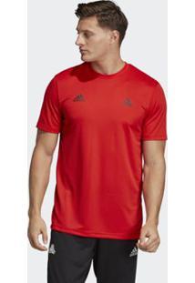 Camisa Adidas Treino Tango Masculina - Masculino