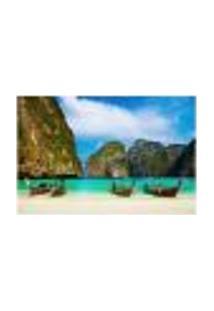 Painel Adesivo De Parede - Tailândia - Paisagem - 970Pnp
