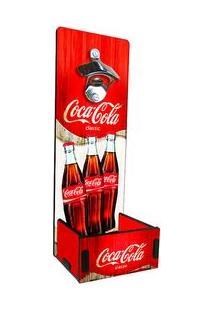 Abridor De Garrafa Grande Coca-Cola