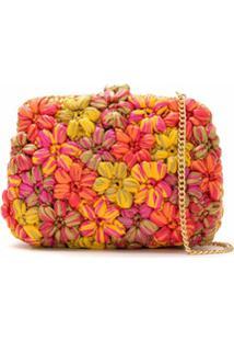 Serpui Clutch Blair Flower - Colorido