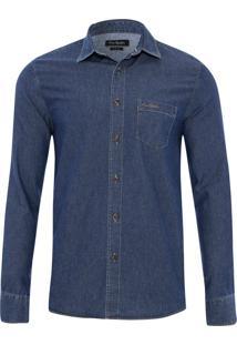 Camisa Jeans Stone