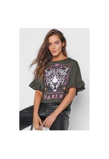 Camiseta Triton Fearless Verde