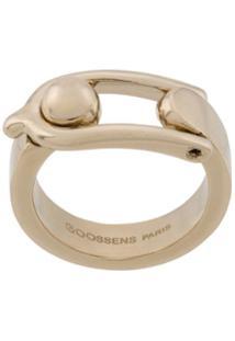 Goossens Anel 'Boucle' - Dourado