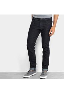 Calça Jeans Slim Coffe Lisa Masculina - Masculino