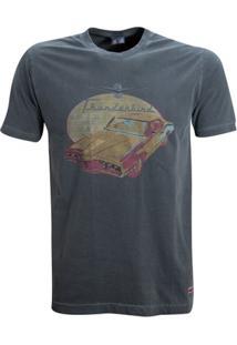 Camisa Liga Retrô Premium Ford Thunderbird - Masculino