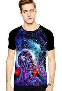 Camiseta Stompy Raglan Modelo 14 Masculina - Masculino