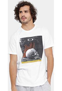 Camiseta Oakley Mod Grass Tee Masculina - Masculino