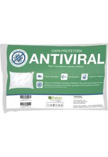 Capa Antiviral Travesseiro Anti Refluxo 70X80 Cm
