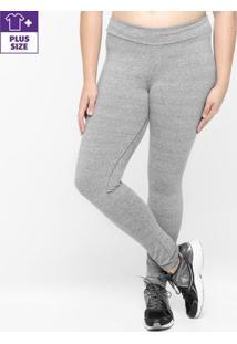 Calça Legging Plus Size Fila Ns Feminina - Feminino