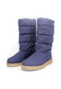 Bota Barth Shoes Snow Marinho