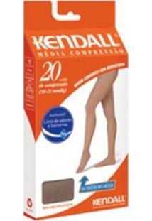 Meia Calça Kendall Média Compressão Sem Ponteira Tamanho M 1702