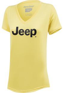 979d71805d Netshoes. Camiseta Fem. Jeep Clássica - Feminino