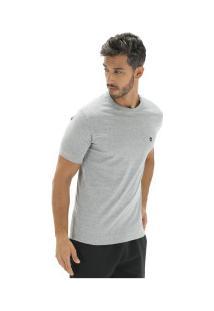 Camiseta Timberland Dunstan Rv Crew Tee - Masculina - Cinza