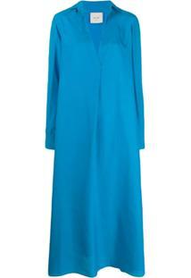 Alysi Chemise Túnica - Azul