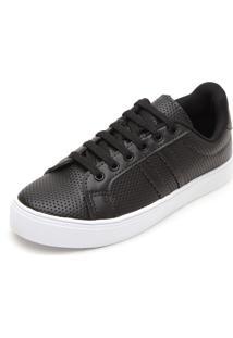 Tênis Dafiti Shoes Fosco Preto