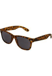 Óculos Ray Flector Underground W2100Co Feminino - Feminino-Amarelo+Preto