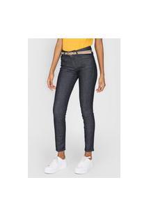 Calça Jeans Colcci Skinny Cory Azul-Marinho