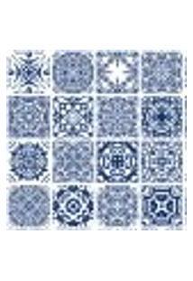 Papel De Parede Adesivo - Azulejo Português - 313Ppz