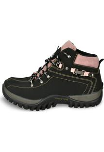 Coturno Adventure Sw Shoes Preto