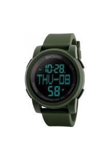 Relógio Skmei Masculino -1317- Verde