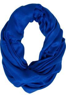 Echarpe Fiveblu 100 Azul