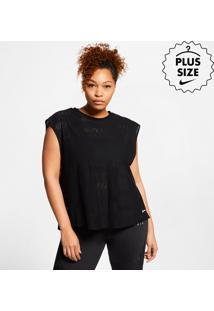 Plus Size - Camiseta Nike Air Feminina
