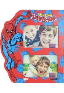 Painel De Fotos Para Quarto Infantil Zonacriativa Azul E Vermelho