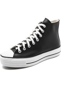 Tênis Converse Taylor All Star Lift Preto - Kanui