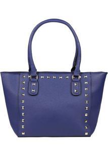 Bolsa Feminina Azul Marinho