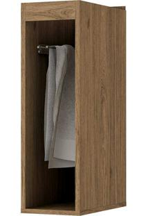 Balcão Porta Toalha 20Cm C415-94 - Integra - Henn - Rustico