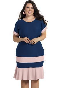 3f546babcef782 Vestido Plus Size Moda Evangélica