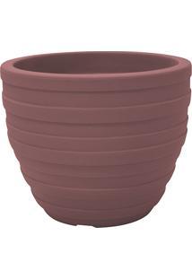 Vaso De Plástico Inca-M Terracota - Tramontina